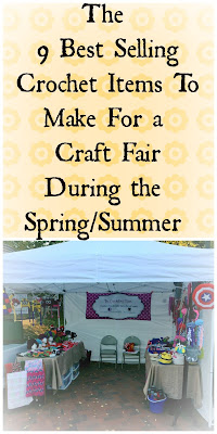 craft show ideas to sell 9 best selling crochet items for a warm weather craft fair 6375