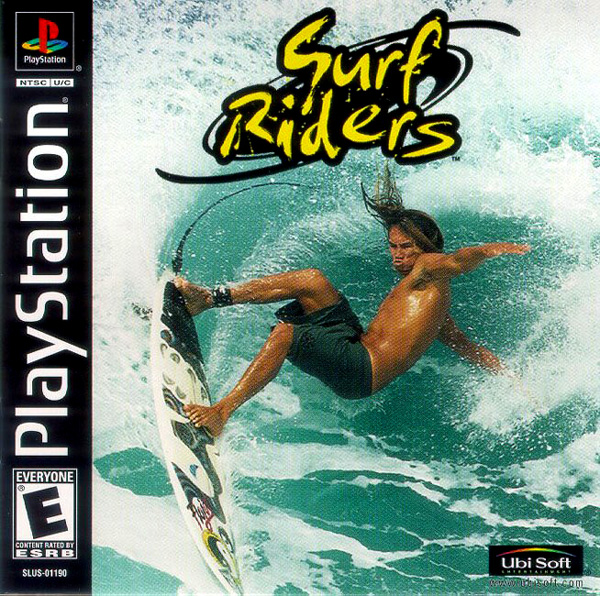 Surf Riders - PS1 - ISOs Download