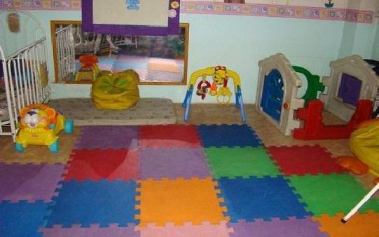 Todo ministerio infantil salon sala cuna for Jardin maternal unlp 2016