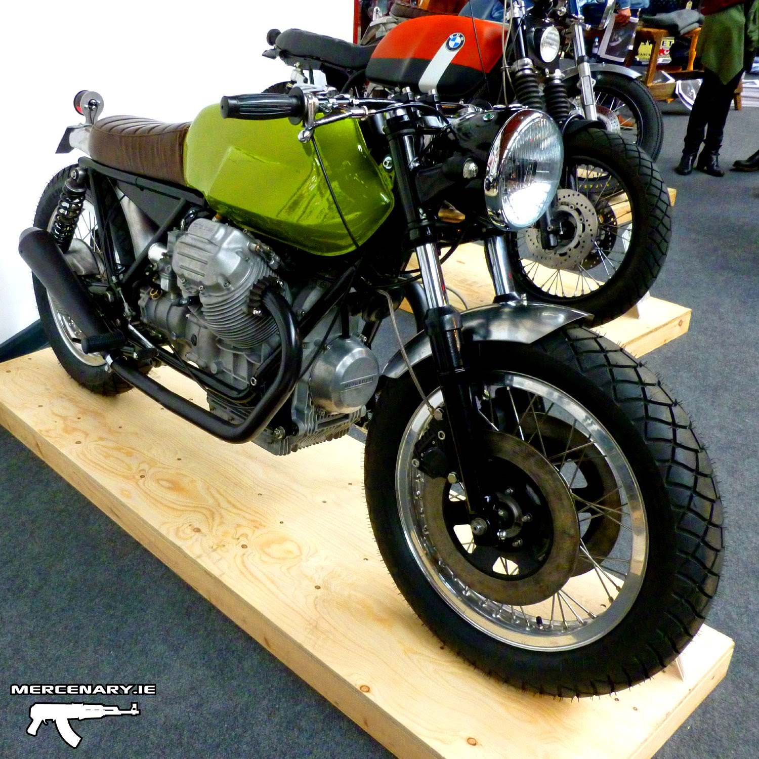 BSMC III - Untitled Motorcycles UMC-26