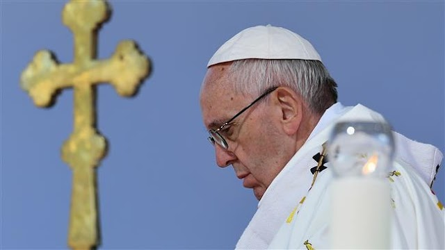 Pope Francis papal mass in Georgia fails to gather followers