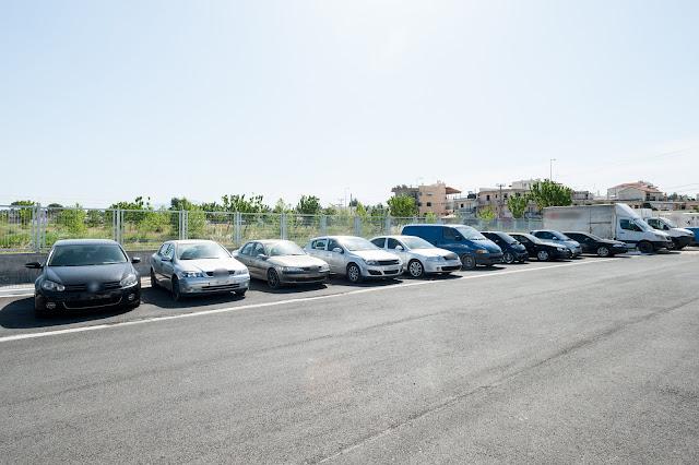 Ανακοίνωση της αστυνομίας για την εξάρθρωση της εγκληματικής οργάνωσης με αγοραπωλησίες αυτοκινήτων (βίντεο)