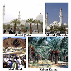 tour Madinah