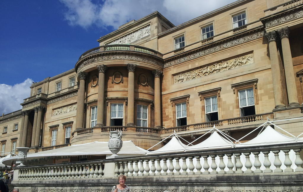 Buckingham Palace: Tea at the Queen's House