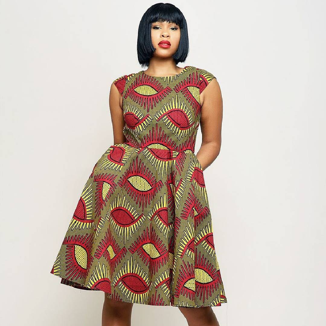 Checkout These Assorted Latest Ankara Trends From Short Gown Styles And Ankara Long Gown Design