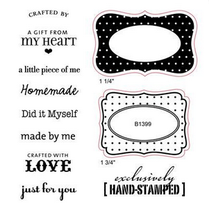 Obsessed with Scrapbooking: FREE STAMPS with Close to My