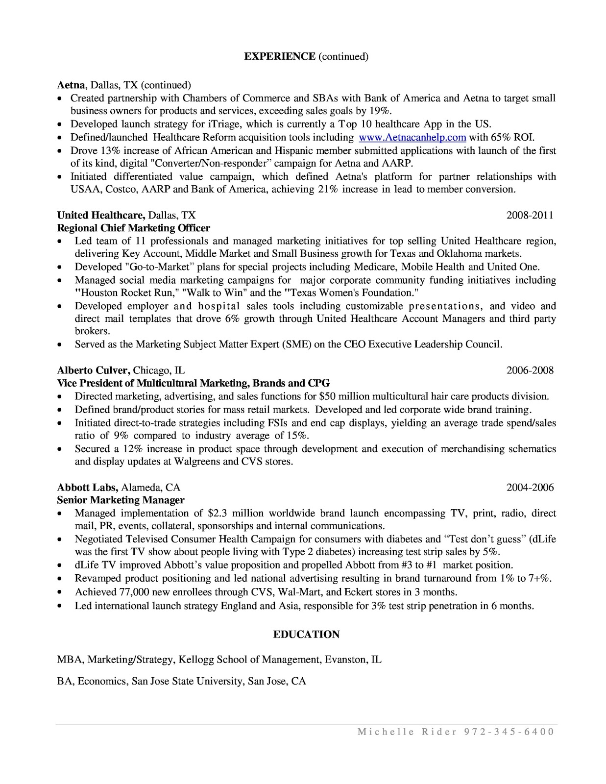 Kellogg Resume Format Latexresumebig Imposing Kellogg Resume Format ...