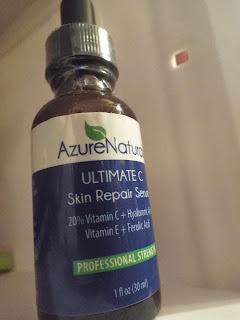 Azure Naturals Vitamin C Serum