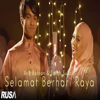 Ariff Bahran - Selamat Berhari Raya Feat. Sarah Suhairi Mp3