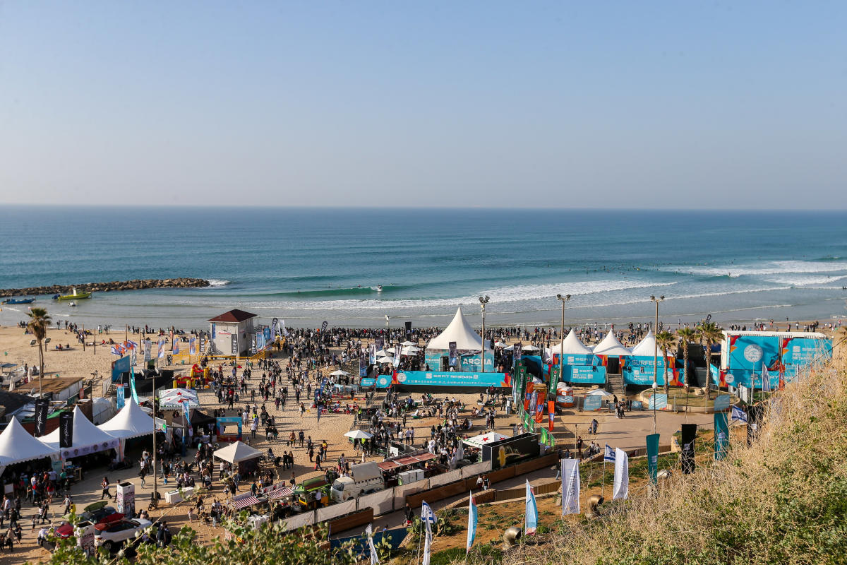 2018 SEAT Pro Netanya Highlights Opening Day Fun in Netanya