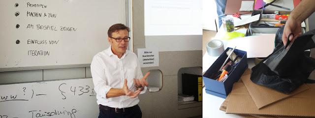 Vortrag beim Barcamp Hannover 2016 - Jens Bothmer
