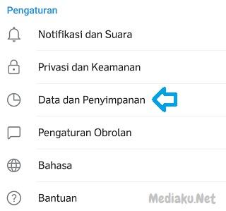Mematikan Unduh Gambar Otomatis Di Telegram
