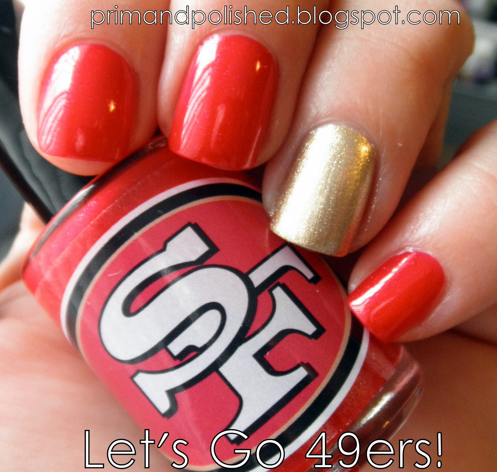 Nail Design 49ers Intended For Incredible San Francisco Acrylic Designs Your Inspiration