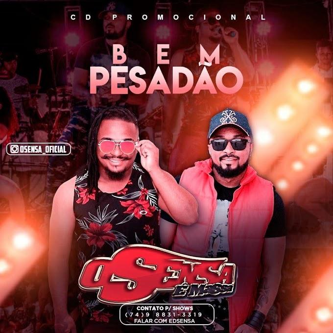 O SENSA É MASSA - CD NOVO VERAO 2020