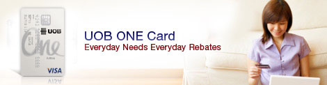 Forex on uob one card