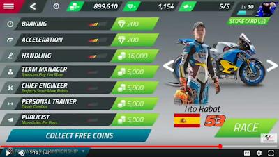 Screenshot MotoGP Racing '18 Mod Apk