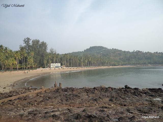 nest in resort at masanakudi