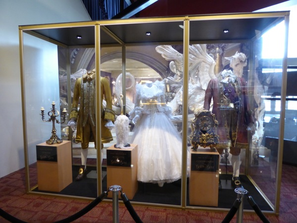 Original Beauty and the Beast live-action film costumes
