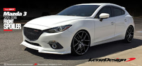 MAZDA 3 - 2013-2018 HATCHBACK BODY KIT