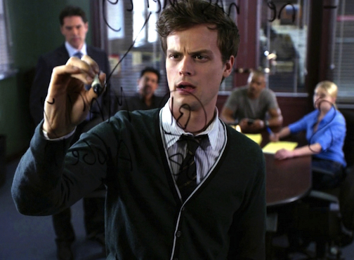 Mess Of A Dreamer Design: Style Crush: Spencer Reid