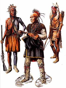 Flintlock and tomahawk Tribes of the Iroquois Confederacy