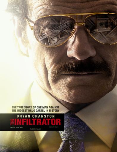 Ver El infiltrado (The Infiltrator) (2016) Online