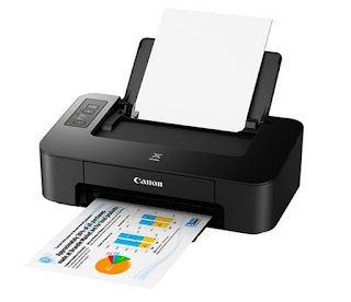 sensible together with decreased habitation printer for number gratuitous Canon PIXMA TS202 Drivers Download And Review