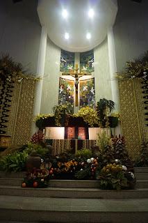 Misa Malam Natal ke 2 jam 21.00