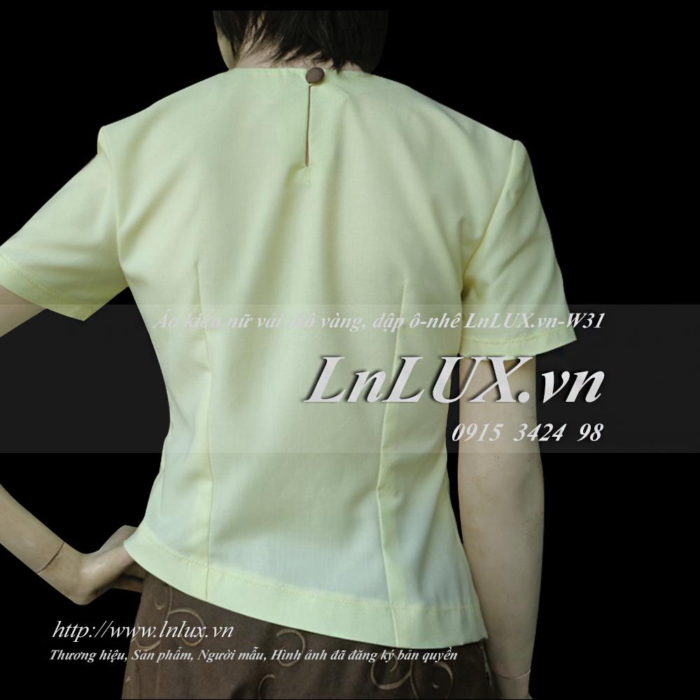 lnlux.vn-ao-kieu-nu-vai-tho-vang-dap-o-nhe-lnlux-w31-than-sau