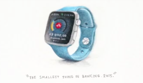 Absa sur Apple Watch