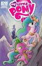 MLP Friends Forever #3 Comic Cover Retailer Incentive Variant