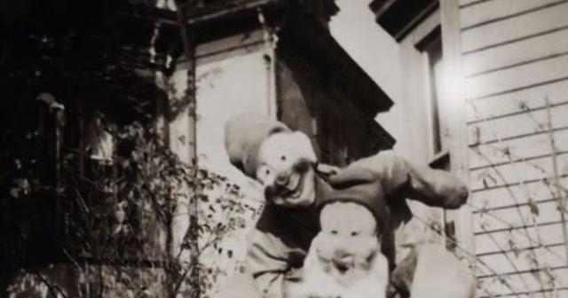 Scary Children S Halloween Costumes