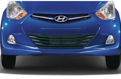 Hyundai EON Bumper and fog light