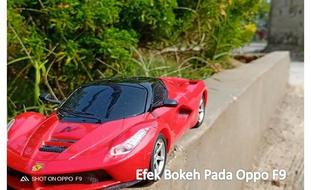 Fitur Bokeh Oppo F9 - Blog Mas Hendra