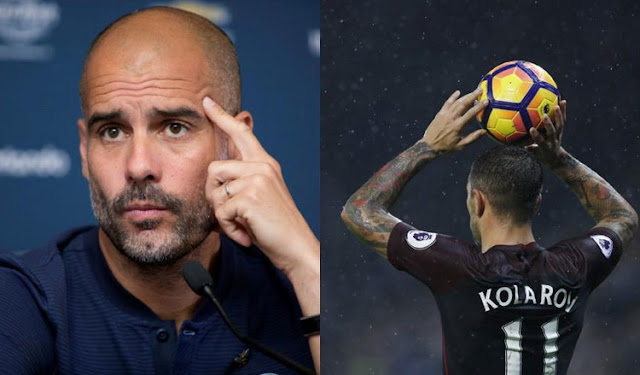 Kolarov Guardiola