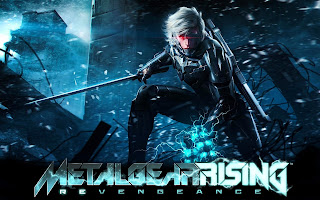METAL GEAR RISING REVENGEANCE free download pc game