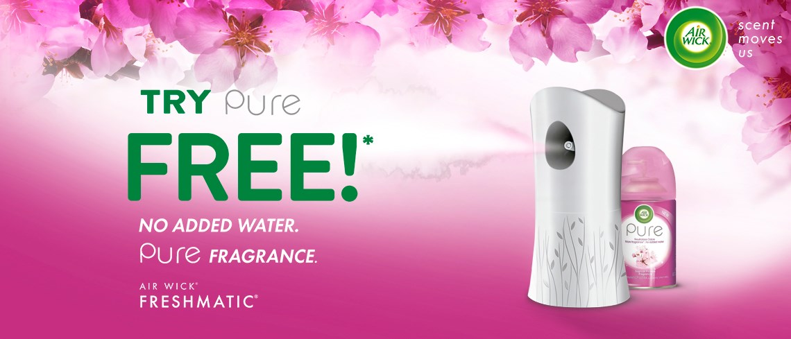 pure freshmatic try free