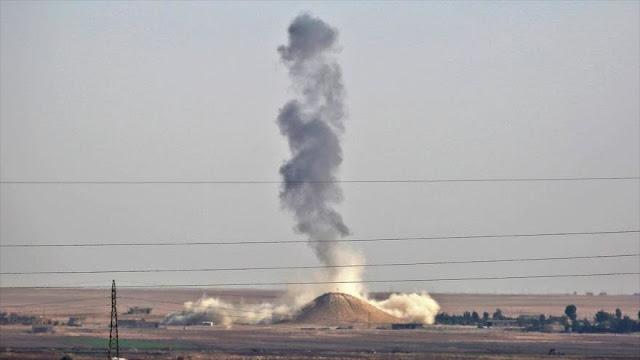 Siria exige castigar a EEUU por crímenes de guerra contra civiles