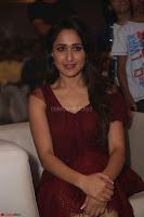 Pragya Jaiswal in Stunnign Deep neck Designer Maroon Dress at Nakshatram music launch ~ CelebesNext Celebrities Galleries 114.JPG