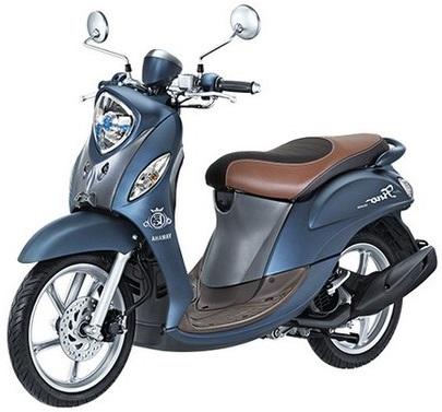 Spesifikasi Yamaha Fino Grande