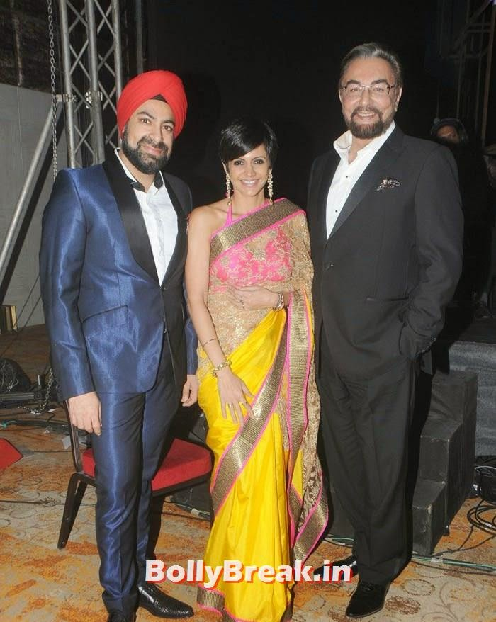 Sumit Gandhi, Mandira Bedi, Kabir Bedi, Photos from Inauguration of ACETECH 2014