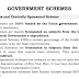 Government Schemes Compilation PDF Download