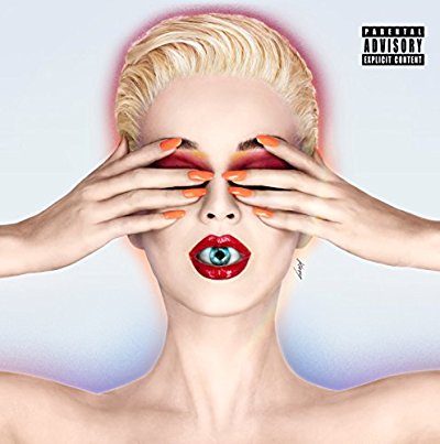 Katy Perry - Witness - Album Download, Itunes Cover, Official Cover, Album CD Cover Art, Tracklist