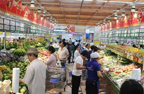 Thực phẩm sạch - an toàn của siêu thị Co.opmart
