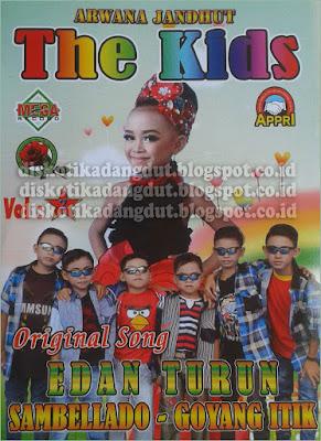 Arwana Jandhut The Kids Vol 2 2016