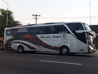 Catatan Perjalanan Rosalia Indah Super Top SHD Bitung-Madiun