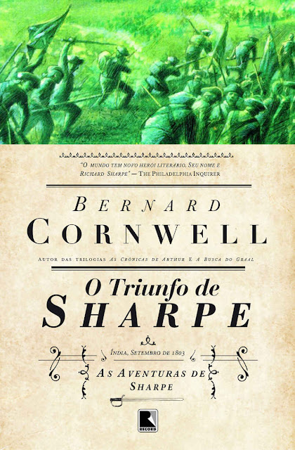 O triunfo de Sharpe Bernard Cornwell