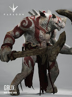 Grux jefe guerra war chief skin