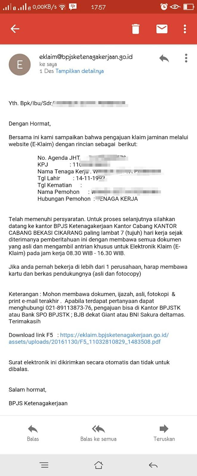 Perorangan pdf bpjs formulir