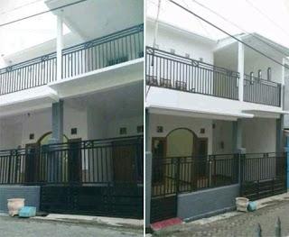 Rumah Dua Lantai Di Jl. Kapi Mantasta I Blok 17L No. 3, Sawojajar 2, Malang